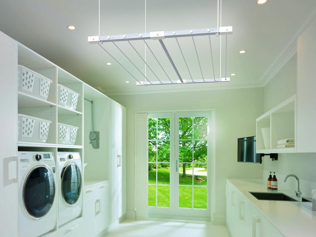 Laundry Room con Tender® Colgante de 8 Hilos